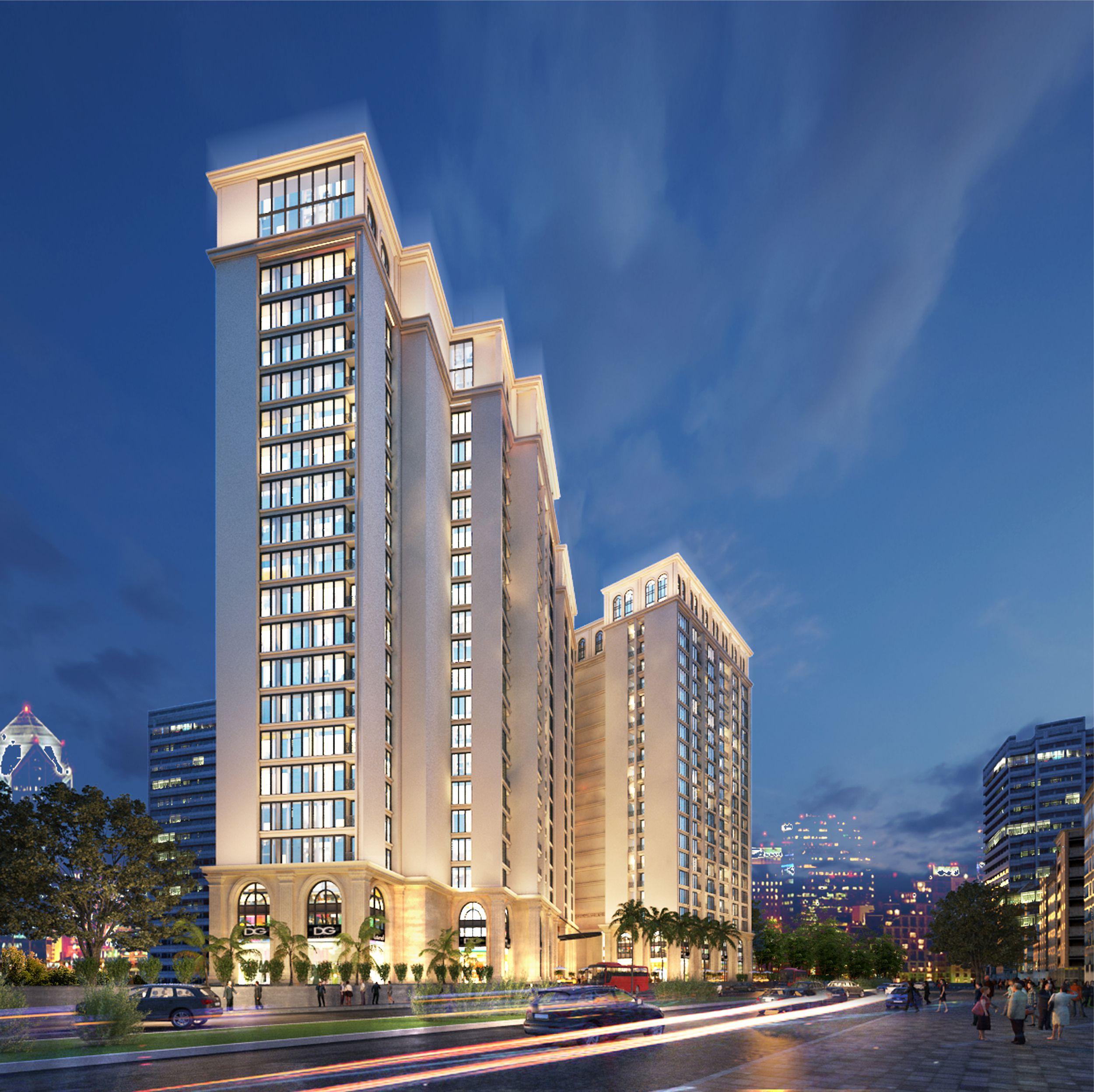 Tòa nhà Hanoi Aqua Central